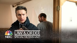 Law & Order: SVU - Benson Saves Carisi's Life (Episode Highlight)