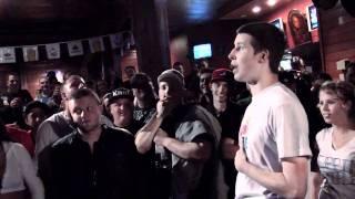 KOTD - Rap Battle - Charron vs Chedda Cheese