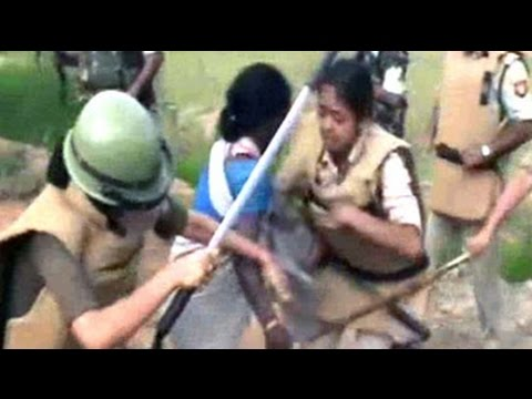 21 injured in Assam-Nagaland border as protesters, police clash