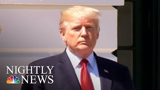 US Supreme Court Allows Parts Of Donald Trump Travel Ban To Take Effect | NBC Nightly News