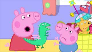Peppa Pig en Español -  Armario de juguetes Peppa! - Dibujos Animados