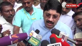 Why DMK lost? Dayanidhi Maran explains| TN Election 2016 Results