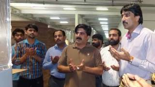 Executive Director Volka Food International - Saleem Rajab Awan