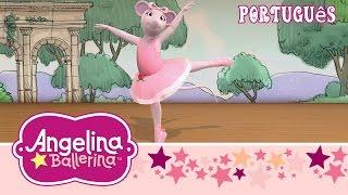 Angelina Ballerina Brasil: Eu amo Camembert