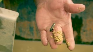 Look at That Chunky Gold In Parker's Sluicebox! | Gold Rush