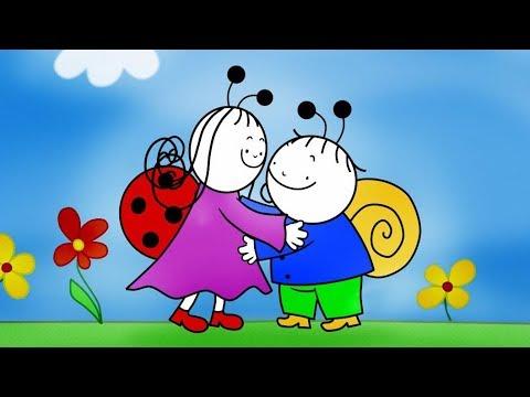 Bogyó és Babóca A barátság