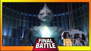 Ultraman Dyna Final Battle - Man Made Ultraman !!