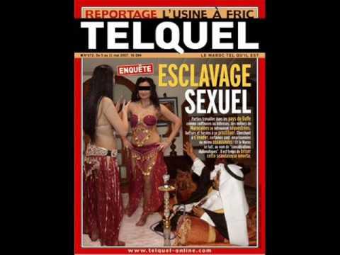 Maroc resultat du tourisme sexuel المغرب مخلفات السياحة الجنسية
