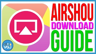 Where to Download Airshou For Free Without Jailbreak - How to Record Your iPhone or iPad
