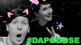 #DAPGOOSE - The Dan and Phil Go Outside On Stage Event in Los Angeles, CA 11/14/2016