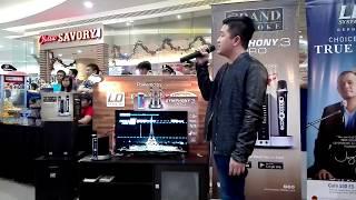Bukas Nalang Kita Mamahalin  By:Lani -Live cover of KEVIN (The Voice of Grand Videoke)