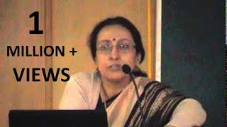 Prof.Sumita Roy at IITK-