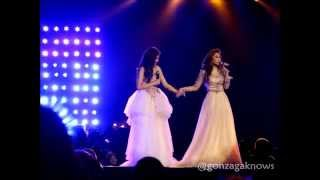 Celestine Concert: Toni vs Alex (full vid)