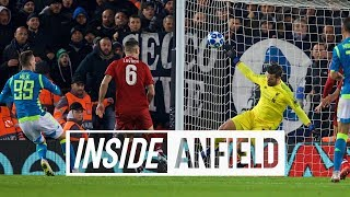 Inside Anfield: Liverpool 1-0 Napoli   European nights, the Kop in full voice and all the action