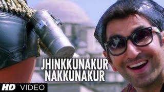 Jhinkunakur Nakkunakur Full Video Song HD - Boss Bengali Movie 2013 Feat. Jeet & Subhasree