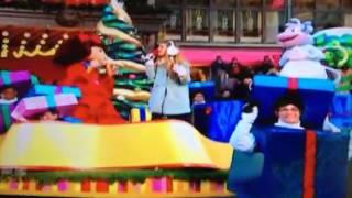 Ariana Grande- Macy's Thanksgiving Day Parade 2013