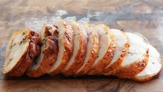 How to Make Porchetta-Style Turkey Breast With Your Sous Vide Cooker