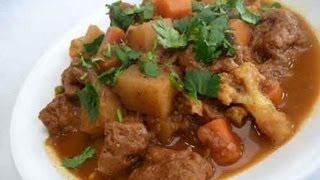 Seitan and Vegetable Curry Indian Recipe