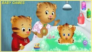 Daniel Tiger Baby Bath Full Episodes Baby Games