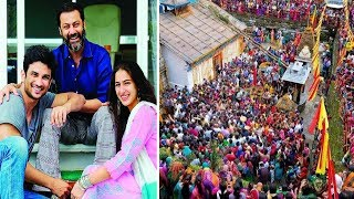 Kedarnath Makers Use Real Footage Of Calamity To Depict The Floods