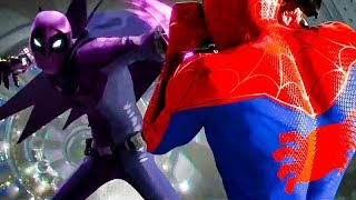 Spider-Man Into The Spiderverse 'Prowler vs Spiderman' Trailer (2018) HD