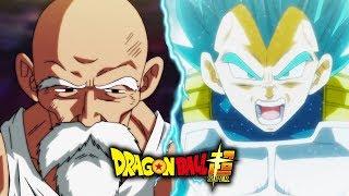 GRAZIE DI TUTTO MAESTRO! SVELATO IL MISTERO DEL 4°! - Dragon Ball Super Ep 107 Recensione ITA