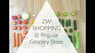 Grocery Shopping Haul | Zero Waste