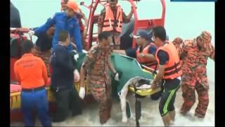 Dua warga China mati lemas di Teluk Kalong