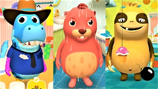 Baby Play And Fun With Little Animal  - Samsung Kids Mode - Fun Games For Kids