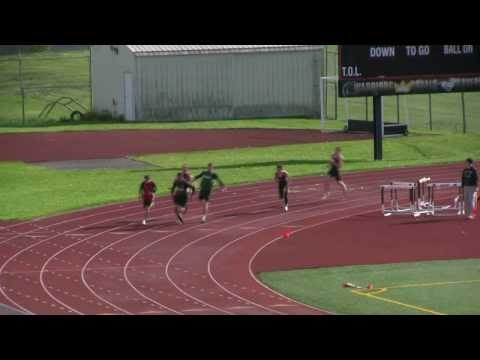 MTHS Track and Field 2012 - Boys 4 x 100 Meter Relay