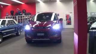 FORD KUGA TITANIUM S 4X4 M 2015 RUBY RED