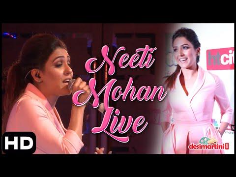 Neeti Mohan's Live Performance - Chali Re | HT Most Stylish Awards 2016, Delhi