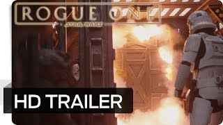 Rogue One: A Star Wars Story – Der finale Trailer HD (Deutsch | German)