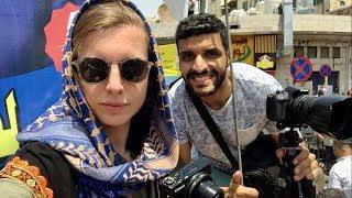 أنا والفرنسية ضعنا بالأردن - The Frenchy and I Lost in Jordan