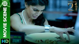 Dare to eat Live Worms | Table No.21 | Rajeev Khandelwal & Tina Desai