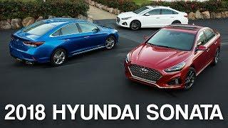 2018 Hyundai Sonata Designer Walk Around