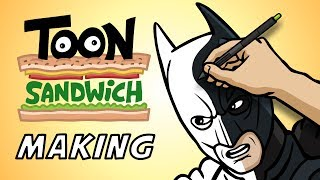 Sandwich Making (SUPER-HERO-BOWL!)