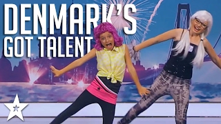TOP AUDITIONS on Denmark