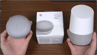 Google Home Mini Unboxing and Setup!
