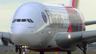 EPIC 15 MINUTES of Melbourne Airport Plane Spotting | February 2018 Highlights!