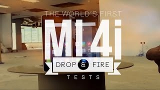 Xiaomi Mi 4i - Extreme Drop & Fire Tests