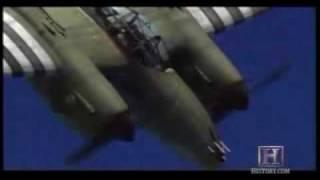 Dogfights, P38 Lightning Vs Me 109