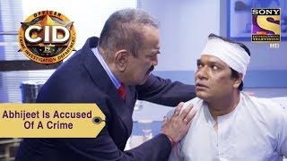 Your Favorite Character   Abhijeet Is Accused Of A Crime   CID