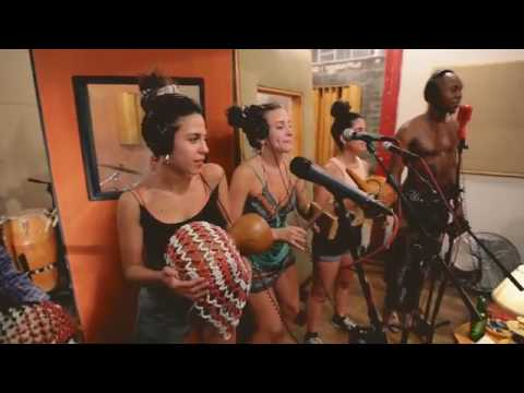 Newen Afrobeat feat. Seun Kuti & Cheick Tidiane Seck Opposite People Fela Kuti