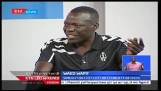 Wako Wapi: Francis Oduor aliwahi kuchezea timu ya Leopards
