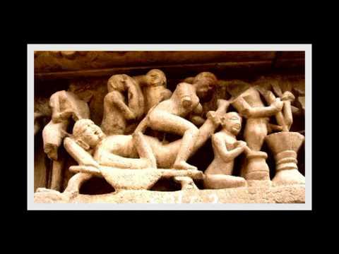 Kama Sutra temples in Kajuraho