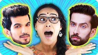 اجمل 10 ممثلين في المسلسلات الهندية 2018 | 60 ثانية