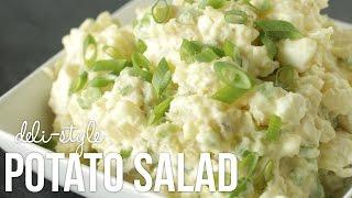 Homemade Deli-Style Potato Salad!! Classic Country Style Recipe