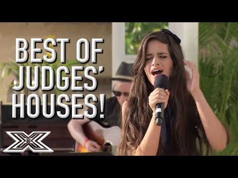 The BEST Judges Houses Auditions X Factor Global