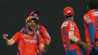 IPL 2016| Kolkata Knight Riders vs Gujarat Lions| Gujarat Lions Beat KKR By Five Wickets